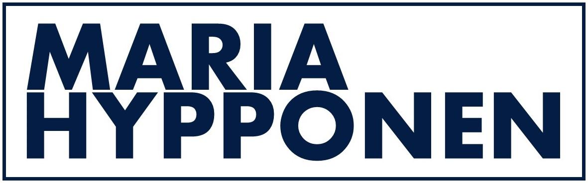 Maria Hypponen logo