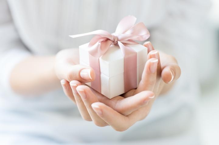 Romantic gift box